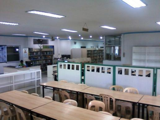 Old College Library